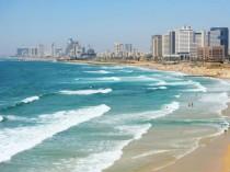 Пляжи Средиземного моря - Тель Авив