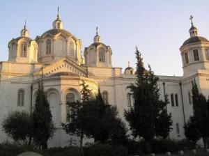 Александровское подворье в Иерусалиме