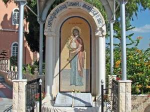Гробница праведной Тавифы